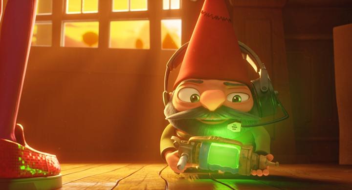 nanos sto spiti-gnome alone