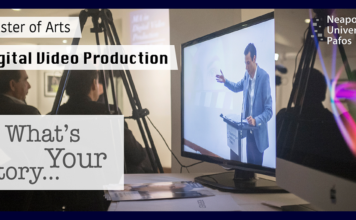 master-digital video production