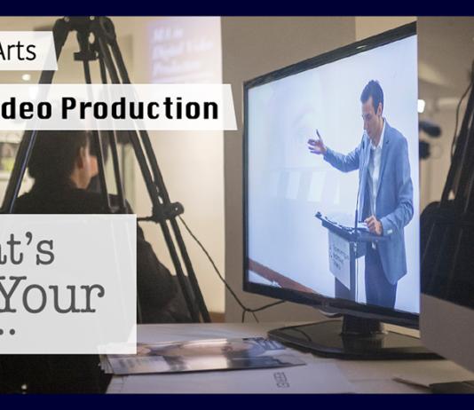 master-digital video production