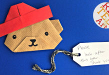 craft-paddington bear-origami