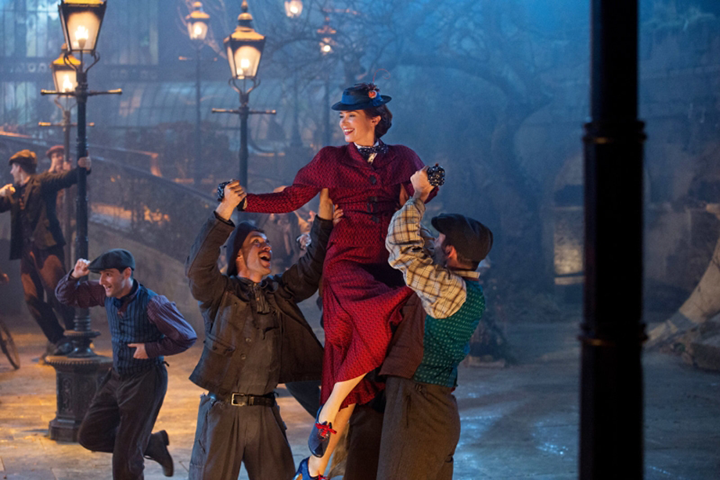 cinema-mary poppins returns